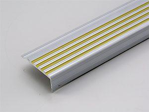 超高輝度蓄光ステップ4本線