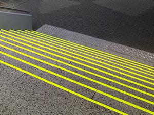 東京ドーム_階段